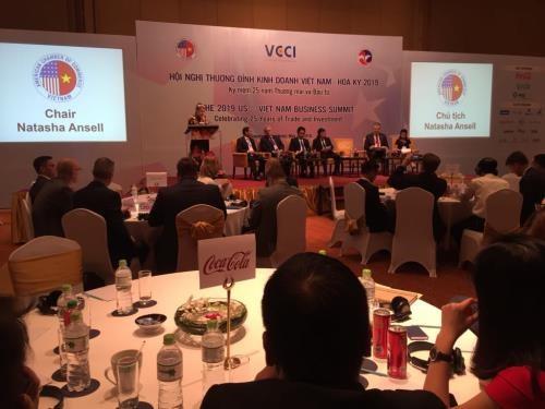 Promotion des relations Vietnam - Etats-Unis dans le commerce et l'investissement hinh anh 1