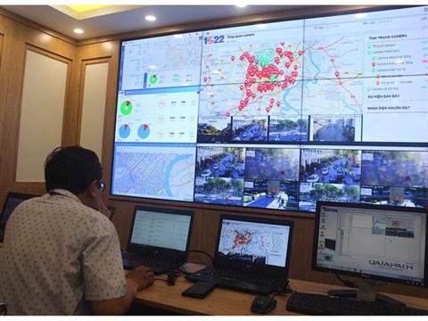 Ho Chi Minh-Ville: les resultats de la 1re phase du projet urbain intelligent hinh anh 1