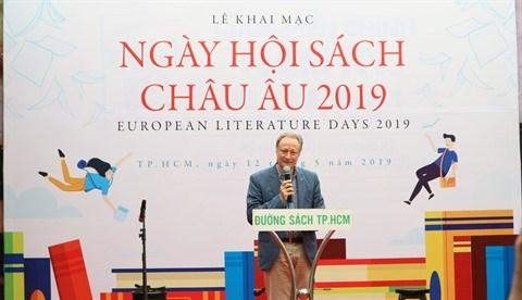 La 4e edition de la Journee des livres europeens a Ho Chi Minh-Ville hinh anh 1
