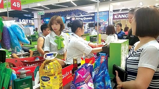 Bilan du mouvement «Les Vietnamiens privilegient les marchandises vietnamiennes» hinh anh 1