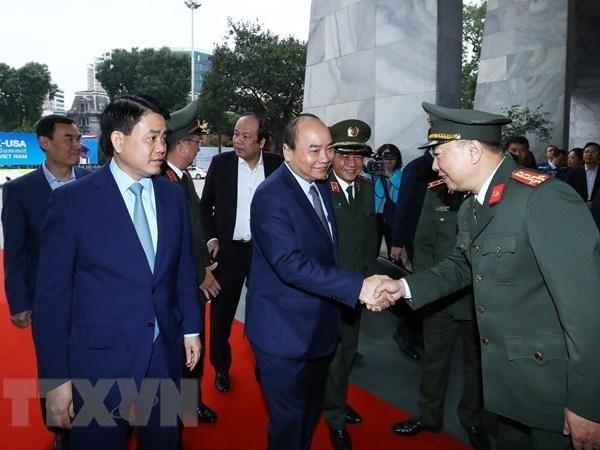 Relations exterieures : Le Vietnam joue un role plus important dans la communaute internationale hinh anh 1