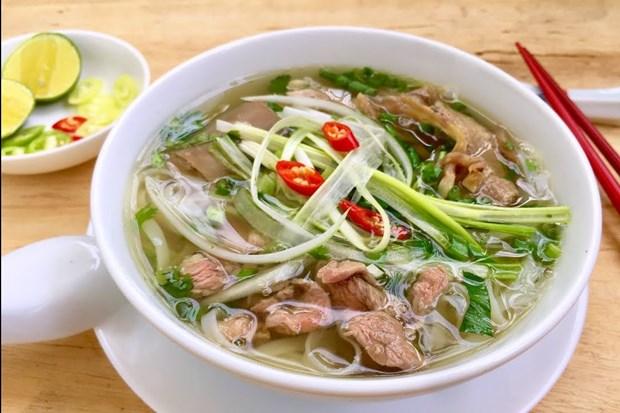 Le pho parmi les plats servis dans un bol les plus delicieux au monde hinh anh 1