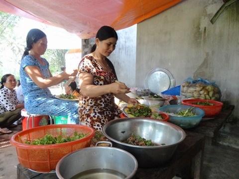 Le metier de traiteur en vogue au Vietnam hinh anh 1