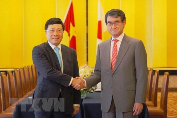 Le Vietnam et le Japon renforcent la connectivite entre les deux economies hinh anh 1