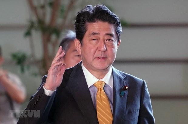 Le Japon s'engage a cooperer avec l'ASEAN dans la promotion du libre-echange hinh anh 1