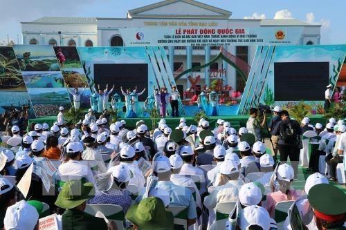 La Semaine de la mer et des iles du Vietnam lancee a Bac Lieu hinh anh 1