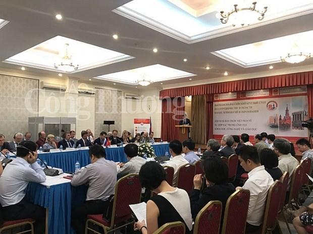 Vietnam – Russie: rendre la cooperation scientifique plus substantielle hinh anh 1