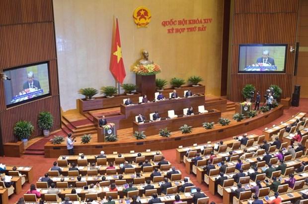 3e semaine de travail de la 7e session de l'Assemblee nationale (XIVe legislature) hinh anh 1