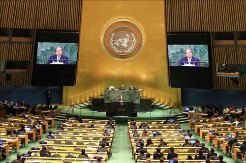 Le Vietnam apportera une contribution importante au Conseil de securite de l'ONU hinh anh 1