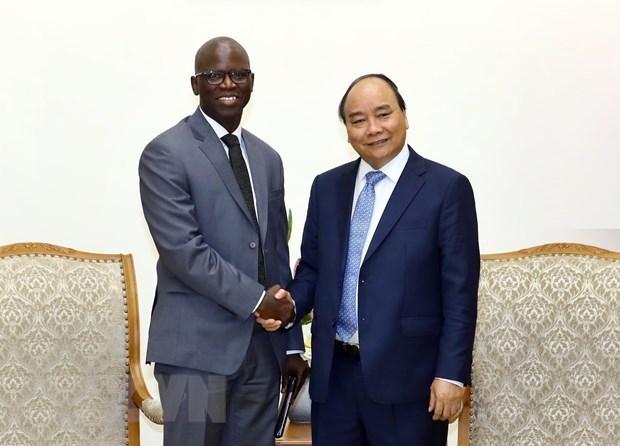 Le Vietnam souhaite obtenir des conseils de la BM dans le developpement de l'industrie hinh anh 1