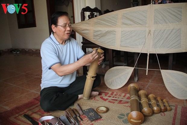 Nguyen Huu Kiem, le gardien des cerfs-volants hinh anh 1