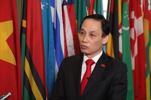 L'approbation quasi unanime montre la position particuliere du Vietnam sur la scene mondiale hinh anh 1