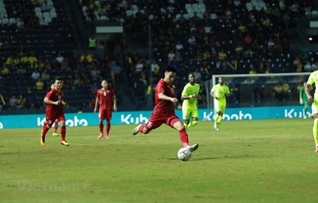 Le Vietnam se classe deuxieme a la King's Cup 2019 hinh anh 1