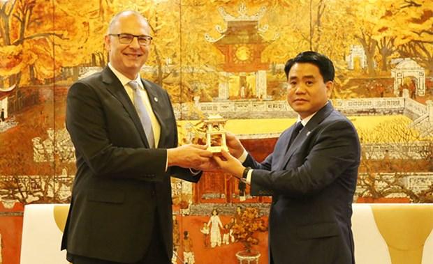 Hanoi est prete a aider les investisseurs danois hinh anh 1