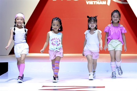 """""""Model Kid Vietnam 2019"""" a choisi ses 20 candidats hinh anh 1"""