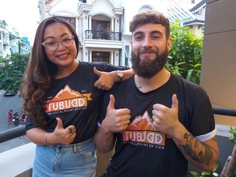 La start-up Tubudd connecte les toursites et les locaux hinh anh 1