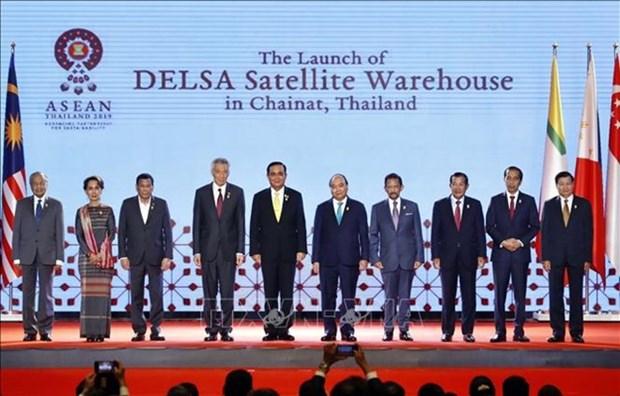 Le PM Nguyen Xuan Phuc termine avec succes sa participation au 34e sommet de l'ASEAN hinh anh 1