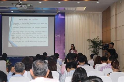 Belles perspectives pour la cooperation commerciale Vietnam - Moyen-Orient - Afrique hinh anh 1