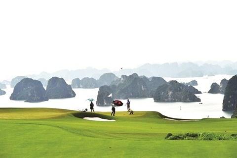 Le Vietnam met le cap sur le tourisme golfique hinh anh 1
