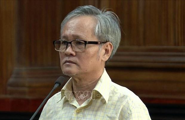 HCM-Ville : 8 ans de prison pour « Activites subversives contre l'administration populaire » hinh anh 1