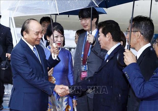 Interview du PM a la presse japonaise sur sa visite au Japon et sa participation au sommet du G20 hinh anh 1