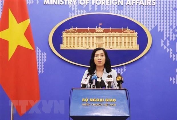 Le Vietnam prend en consideration le partenariat integral avec les Etats-Unis hinh anh 1