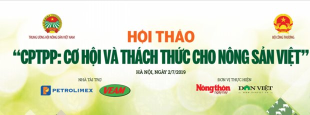 CPTPP: opportunites et defis pour les produits agricoles vietnamiens hinh anh 1