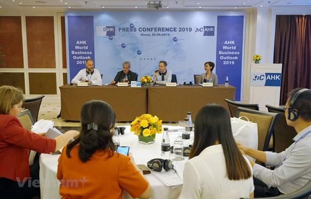 Le Vietnam demeure destination d'investissement de choix pour les entreprises allemandes hinh anh 1