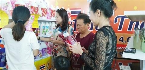Les produits thailandais ont de plus en plus la cote aupres des Vietnamiens hinh anh 1