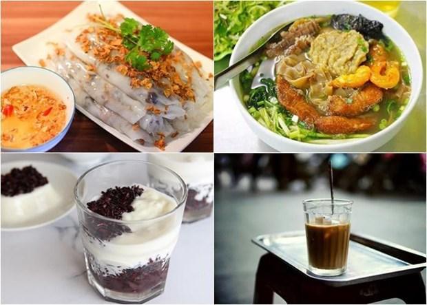 Hanoi, un des lieux de decouverte gastronomique parmi les plus attrayants au monde hinh anh 1