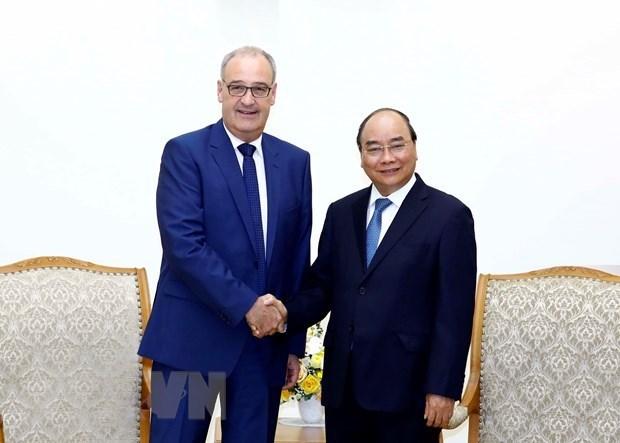 Le Vietnam attache de l'importance aux liens traditionnels avec la Suisse hinh anh 1