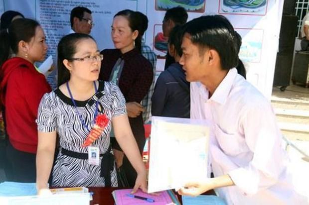 Ho Chi Minh-Ville a besoin de 155 000 ouvriers pour le second semestre  hinh anh 1