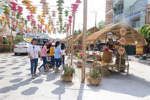 La semaine culturelle et touristique a Dong Thap attire 600 000 visiteurs hinh anh 1