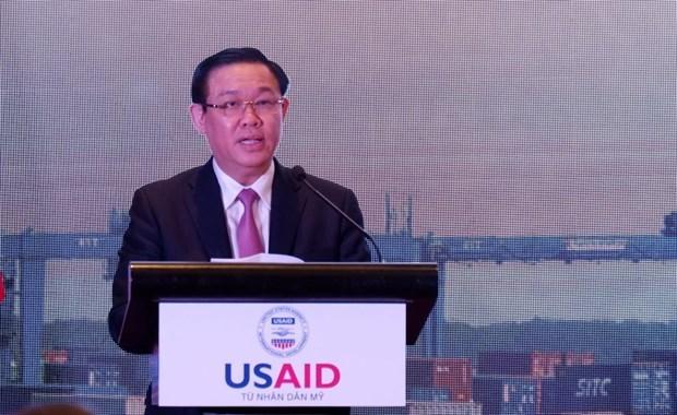 Mise en route du projet de facilitation du commerce de pres de 500 milliards de dongs hinh anh 2