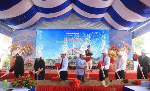 2.250 milliards de dongs pour la construction d'un hopital a Ben Tre hinh anh 1