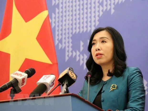 Le Vietnam resolu a lutter contre les violations de ses zones maritimes hinh anh 1