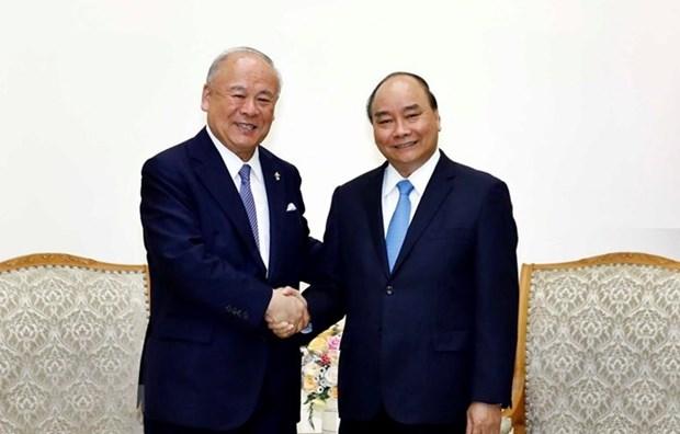 Le Vietnam prend en consideration le partenariat strategique avec le Japon hinh anh 1
