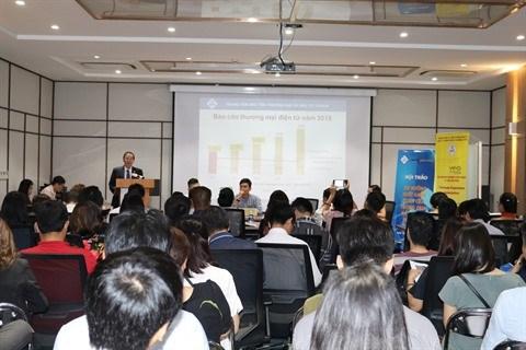 E-commerce: grande opportunite d'exportation pour les entreprises hinh anh 1