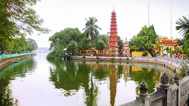 Tran Quoc et Buu Long parmi les plus belles pagodes du monde hinh anh 1