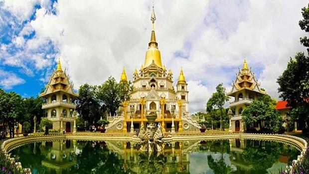 Tran Quoc et Buu Long parmi les plus belles pagodes du monde hinh anh 2