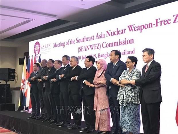 Le Vietnam a la Conference du Comite du SEANWFZ hinh anh 1