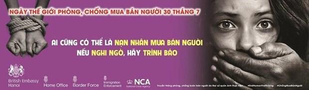 Lutte contre la traite d'etres humains hinh anh 1