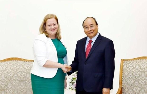 Le Vietnam prend en consideration ses relations avec l'Irlande hinh anh 1