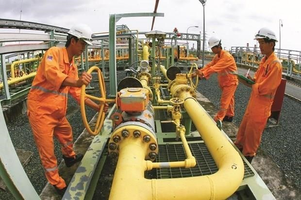 Le groupe national gazo-petrolier verse pres de 2,6 milliards de dollars en 7 mois hinh anh 1
