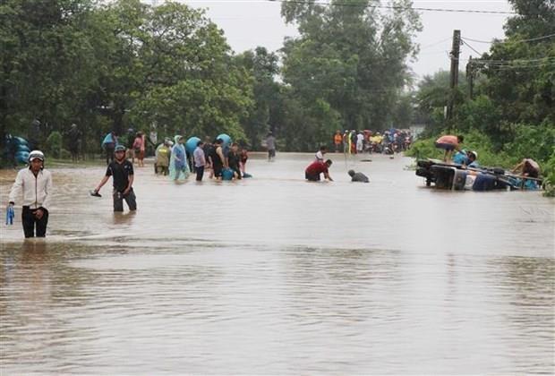 Dak Lak surmonte les consequences laissees par les inondations hinh anh 1