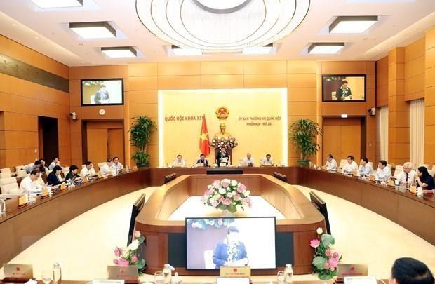 Le Comite permanent de l'AN va interpeller 15 ministres hinh anh 1