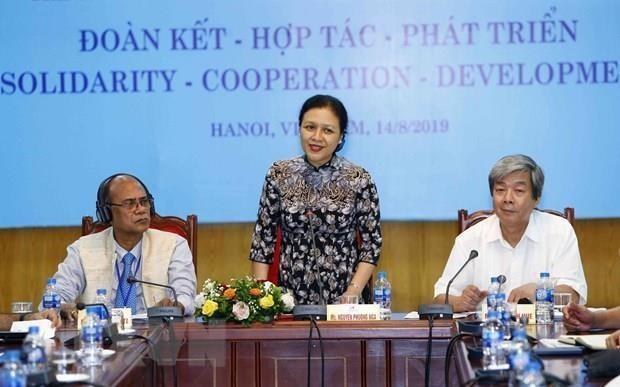 Le festival aide a resserrer l'amitie entre le Vietnam et l'Inde hinh anh 1