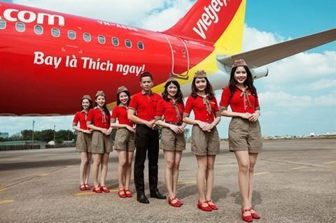 Vietjet classee parmi les 50 premieres entreprises au Vietnam hinh anh 1