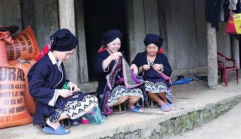 La beaute idyllique du village de Coi a Phu Tho hinh anh 1