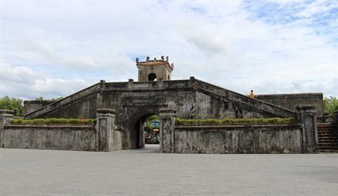 L'ancienne citadelle de Quang Tri, un site du tourisme de memoire hinh anh 1